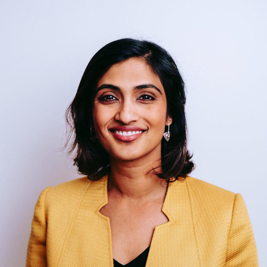 Photo of Chitra Balasubramanian
