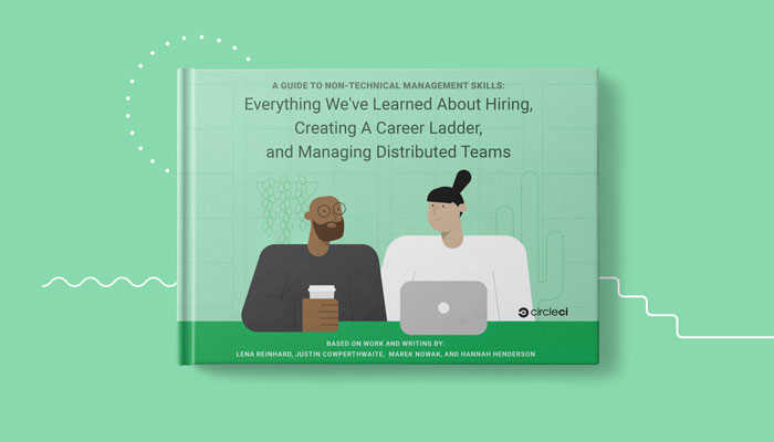 Cover of Lessons on Hiring ebook