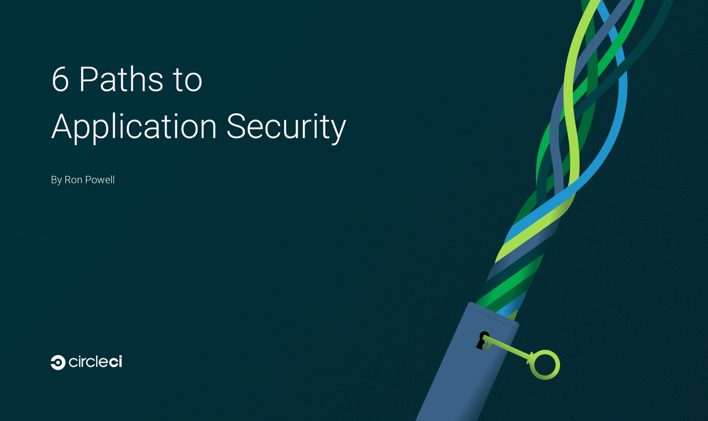 Cover of 6 Paths to Application Security ebook