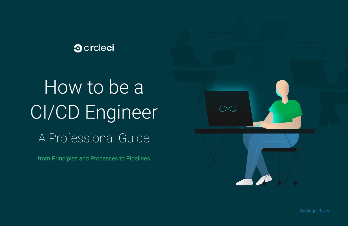 Cover of How to be a CI/CD engineer ebook
