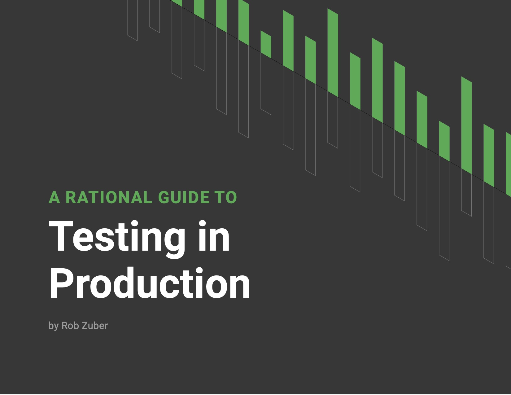 Cover of Testing in Prodocution ebook