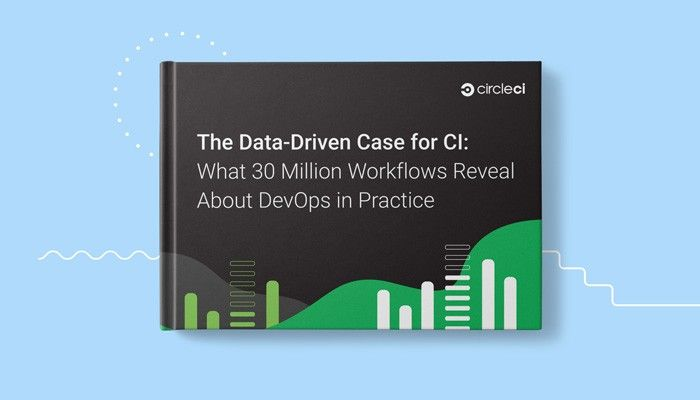 Cover of The Data-Driven Case for CI ebook