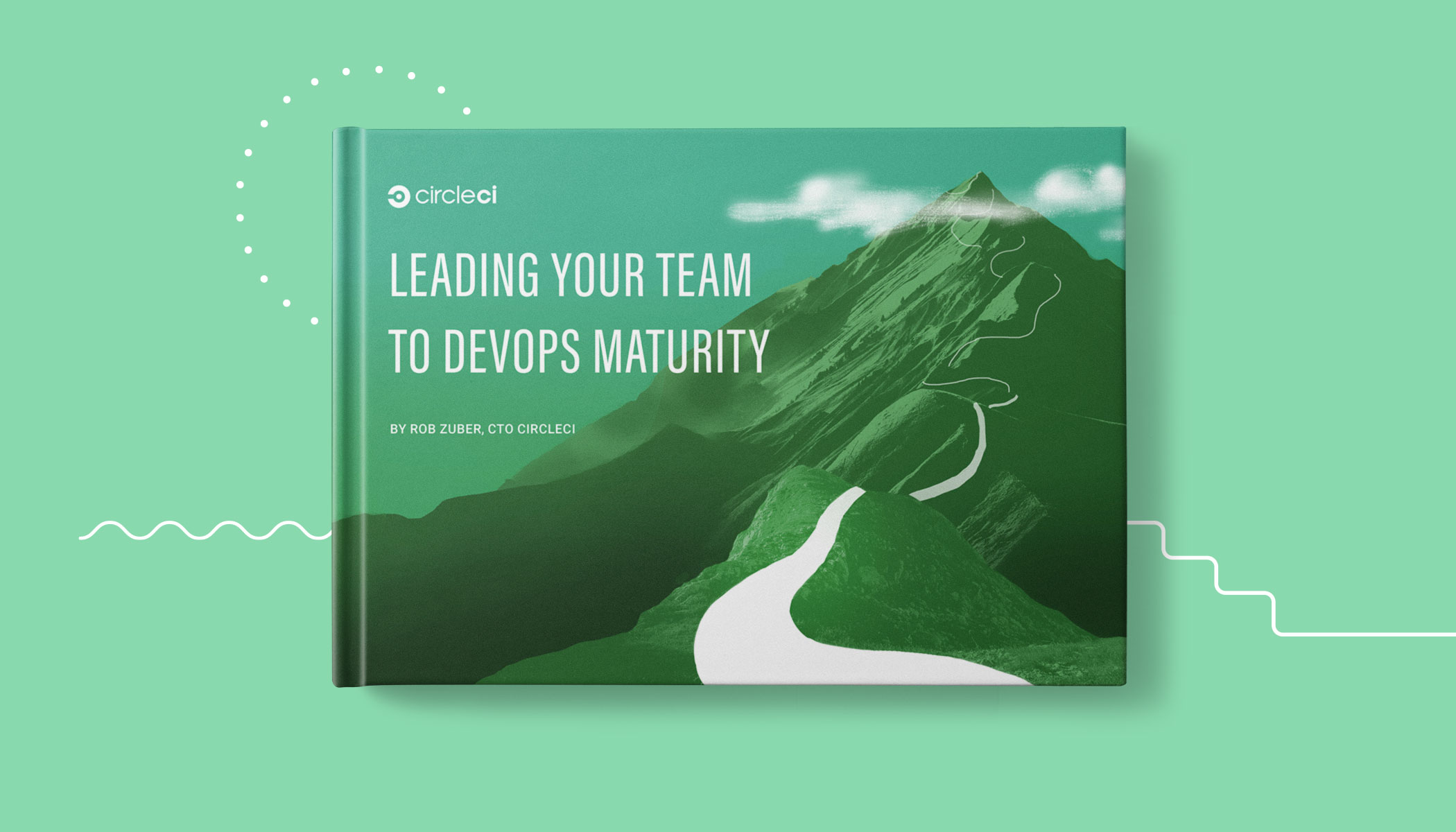 Cover of Leading Your Team to DevOps Maturity ebook