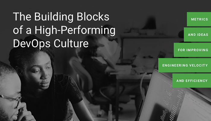 The Building Blocks of a High Performing DevOps Culture